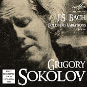 Bach: Goldberg Variations, BWV 988 by Grigory Sokolov