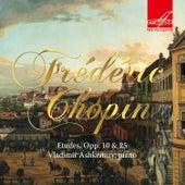 Chopin: Etudes, Opp. 10 & 25 by Vladimir Ashkenazy