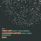 Duo Fábio Cury e Alessandro Santoro Interpretam Bach by Fabio Cury