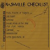 Nashville Checklist by Bo Phillips Band