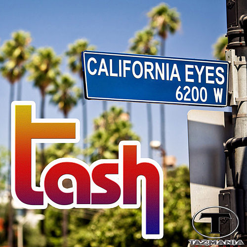 California Eyes by Tash