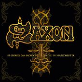 St. Georges Day - Live in Manchester by Saxon