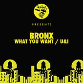 What You Want / U&I by The Bronx