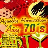 Aquellos Maravillosos Años 70´s by Various Artists