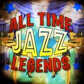 All Time Jazz Legends von Various Artists