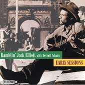 Early Sessions by Ramblin' Jack Elliott