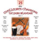 25 des Meilleures Chansons de Pubs Irlandais, Vol. 1 by Various Artists
