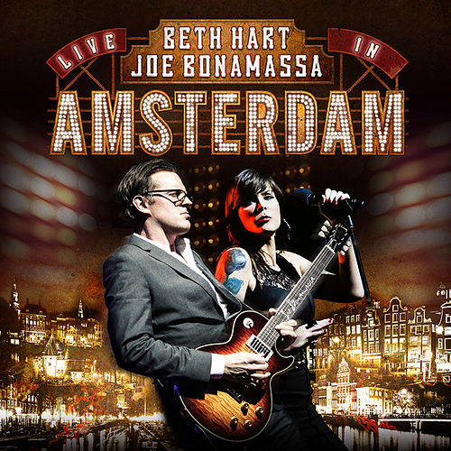 Live in Amsterdamn by Beth Hart