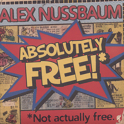Absolutely Free! by Alex Nussbaum