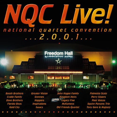 Nqc Live 2001 by Various Artists