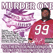 Southern Foundation Vol. 1 Slowed & Throwed by Various Artists