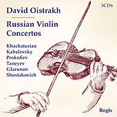 Russian Violin Concertos by David Oistrakh