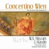 Mozart & Haydn LIVE aus dem Casino Baumgarten by Concertino Wien