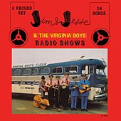 Radio Shows 24 Fan Favorites Recorded I962 by Jim and Jesse