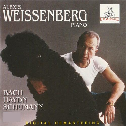 Bach, Haydn, Schumann by Alexis Weissenberg