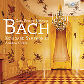 C.P.E. Bach: Keyboard Symphonies by Andrea Chezzi