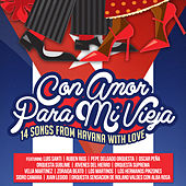Con Amor Para Mi Vieja (14 Songs from Havana with Love) by Various Artists