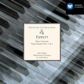 Tippett: Piano Concerto . Piano Sonatas Nos. 1 & 2 by Various Artists
