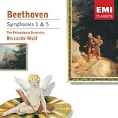Beethoven: Symphony Nos 1 & 5 by Various Artists