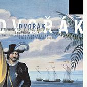 Dvorak: Symphonies 8 & 9 by Wolfgang Sawallisch