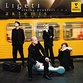 Ligeti: String Quartet Nos 1 & 2 by Artemis Quartet