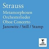 R. Strauss - Orchesterlieder/Metamorphisen/Oboe Concerto/Violin Sonata by Various Artists