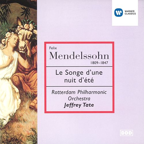 Britten: Nocturne. Mendelssohn: A Midsummer Night's Dream by Various Artists
