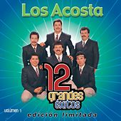 12 Grandes exitos Vol. 1 by Los Acosta