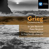 Grieg: Orchestral Works by Various Artists