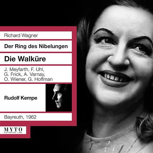 Wagner: Die Walküre (Recorded 1962) by Various Artists