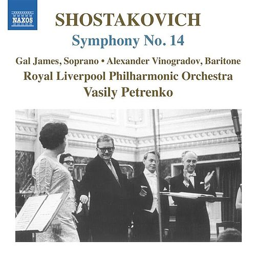 Shostakovich: Symphony No. 14 by Various Artists