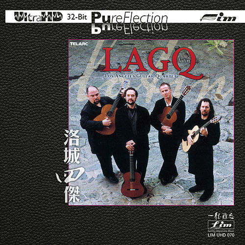 Latin by Los Angeles Guitar Quartet