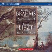 Brahms: Piano Concerto No. 2 - Liszt: Piano Concerto No. 2 by Various Artists