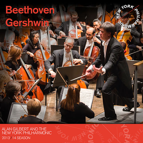 Beethoven, Gershwin by New York Philharmonic