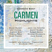 Bizet: Carmen Highlights by Various Artists