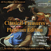 Classical Treasures: Platinum Edition, Vol. 23 (Remastered) by Various Artists
