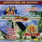 Con Sabor A Banda Sonora, 15 Grandes Exitos Vol.1 by Los Dinamiteros De Colombia