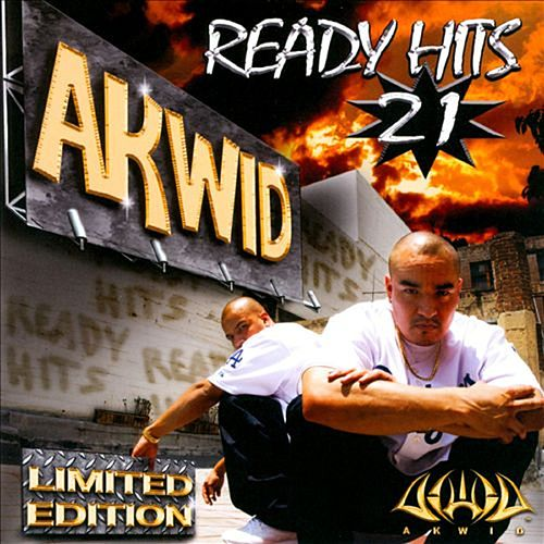 Limited Edition: 21 Ready Hits by Akwid