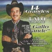 14 Grande Con La Banda La Costena De Ramon Lopez Alvarado by Lalo El Gallo Elizalde