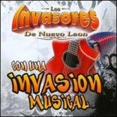 Con una Invacion Musical by Los Invasores De Nuevo Leon