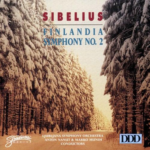 Sibelius: Symphony No. 2 - Finlandia by Ljubljana Symphony Orchestra