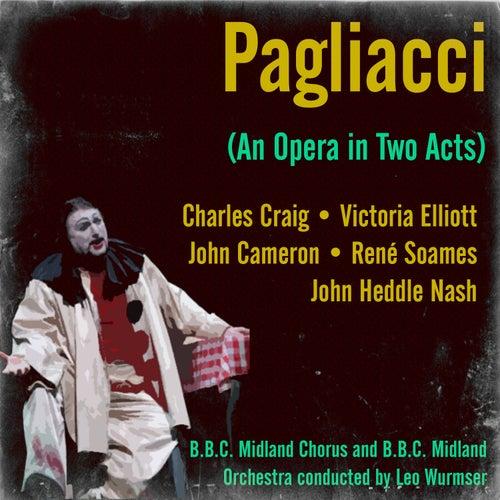 Pagliacci by John Heddle Nash
