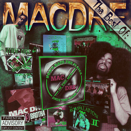 The Best Of Mac Dre by Mac Dre