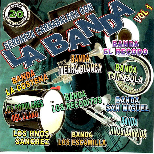 Serenata Carnabalera Con la Banda, Vol. 1 by Various Artists