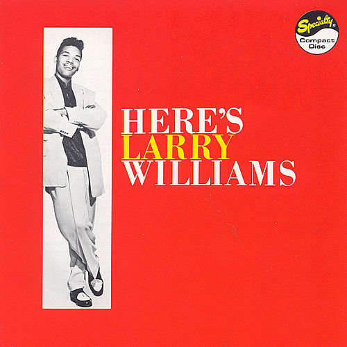 Here's Larry Williams by Larry Williams