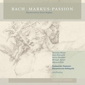 Bach: Markus Passion by Various Artists