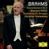 Brahms: Klavierkonzert Nr. 2 von Maurizio Pollini