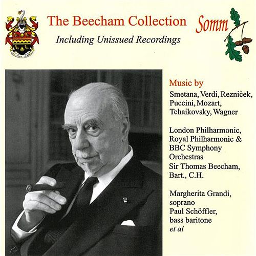 The Beecham Collection: Operatic & Orchestral Excerpts by Various Artists