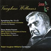 Vaughan Williams: Symphony No. 5 in D Major & Dona Nobis Pacem by Various Artists