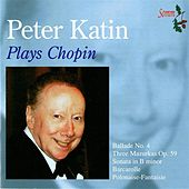 Chopin: Piano Pieces by Peter Katin